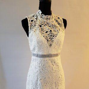 NWT BARDOT PARIS LACE DRESS